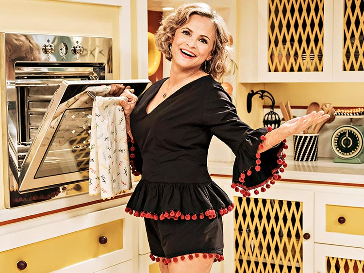 Amy Sedaris's Gourmet Foray