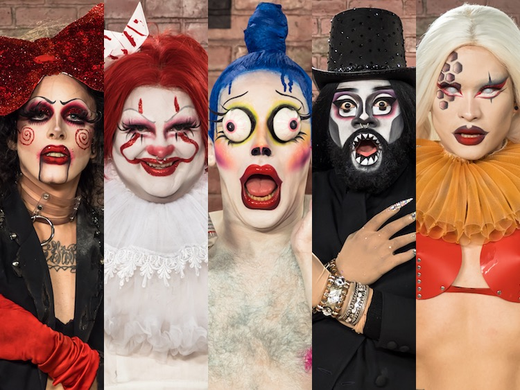 7 Chicago Drag Queens Create 2017-Inspired Looks For Halloween ...