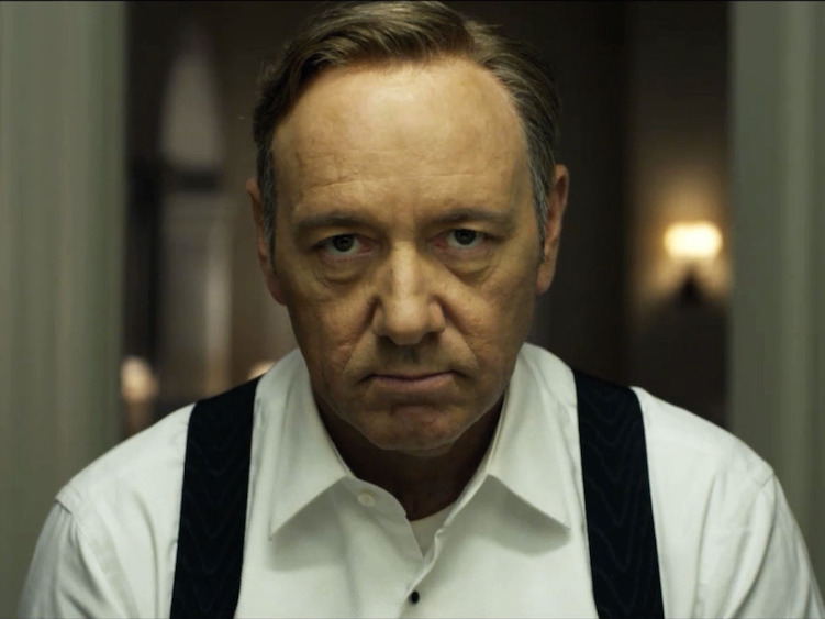 Netflix Cancels House Of Cards Following Kevin Spacey Sexual Harassment  Allegations