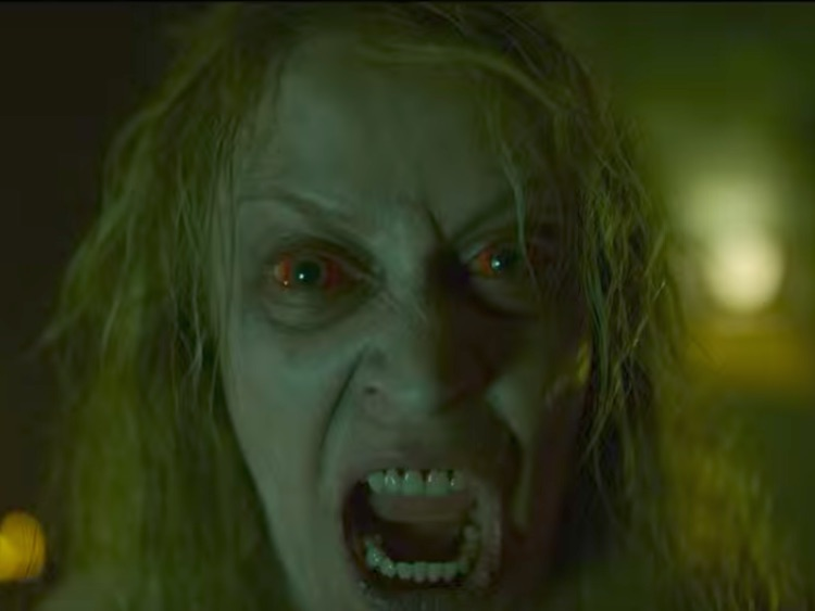 Watch the first teaser trailers for British horror film
