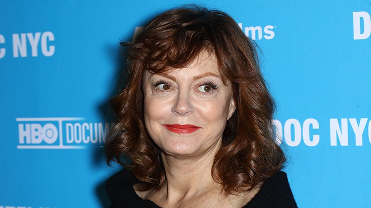 Susan Sarandon Isn\'t Sorry She Voted for Jill Stein