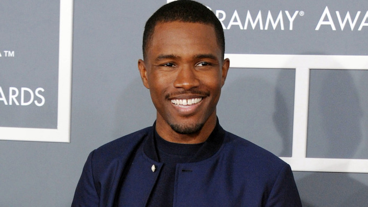 Frank Ocean announces Endless vinyl, CD, DVD and VHS release