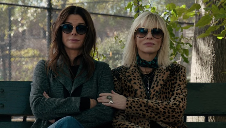 Ocean's 8 teaser debuts first trailer footage before Tuesday's premiere