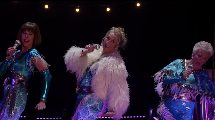 Mamma Mia! Here We Go Again Gets A First Trailer