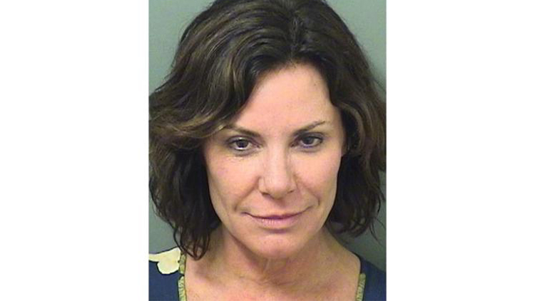 Reality star apologizes after Florida arrest
