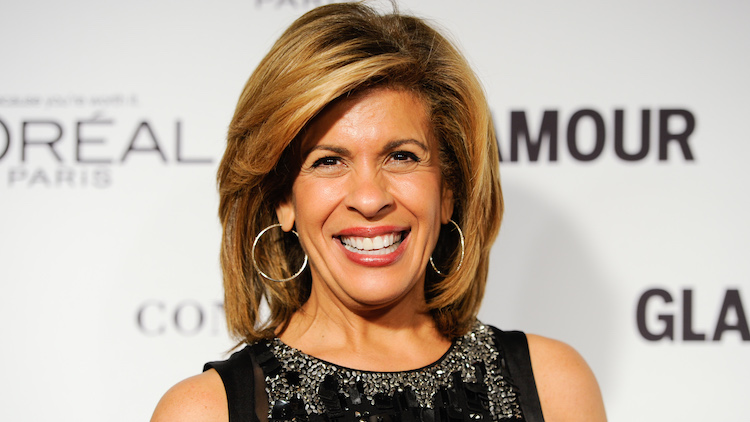 Hoda Kotb becomes official co-anchor of 'Today' after Matt Lauer firing