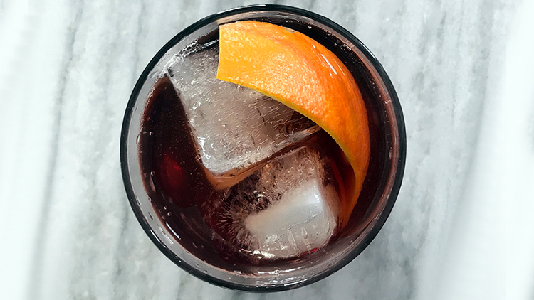 The Negroni Sbagliato is an alternative to the Negroni, made by mistake after a bartender poured sparkling wine instead of gin.