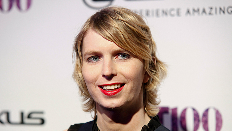 Chelsea Manning Has Reportedly Filed to Run for US Senate