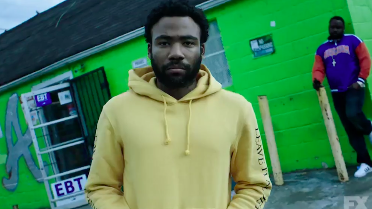 Donald Glover Literally Flips Through The Scenes In The Latest 'Atlanta' Teaser