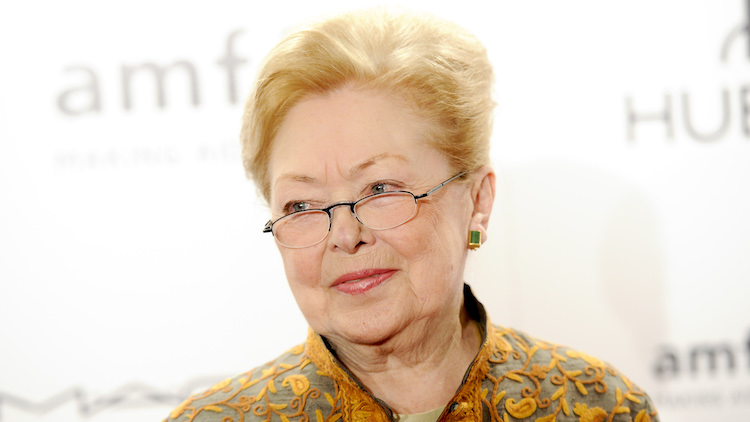 Mathilde Krim, notable AIDS researcher, dead at 91