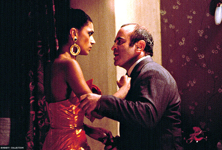 Cathy Tyson and Bob Hoskins in Mona Lisa