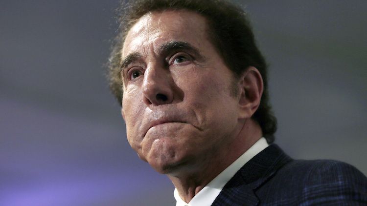 Las Vegas Mogul and RNC Chair Steve Wynn Accused of Sexual Assault