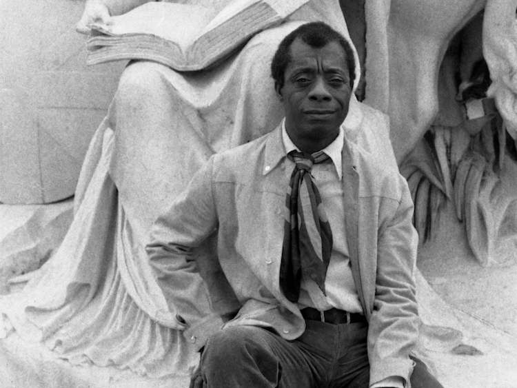 James Baldwin 4 Allan Warren