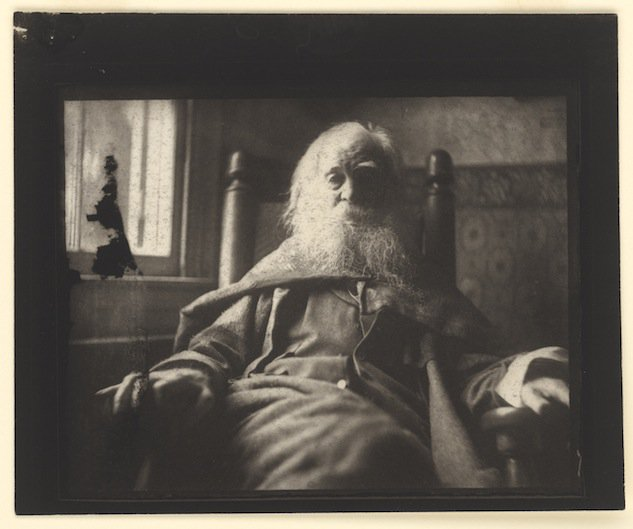 Walt Whitman By Eakins 0