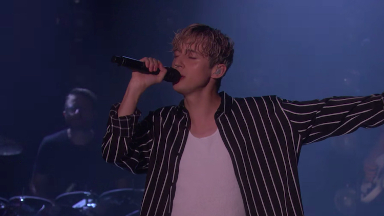 Image result for troye sivan live 2018