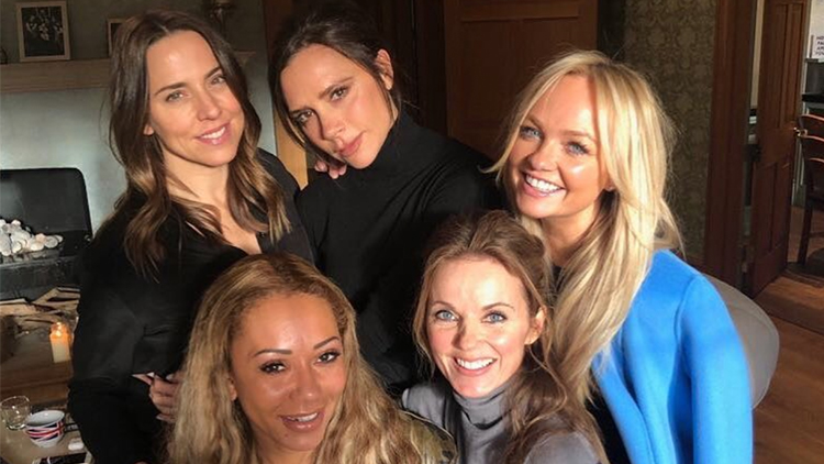 the spice girls have officially reunited