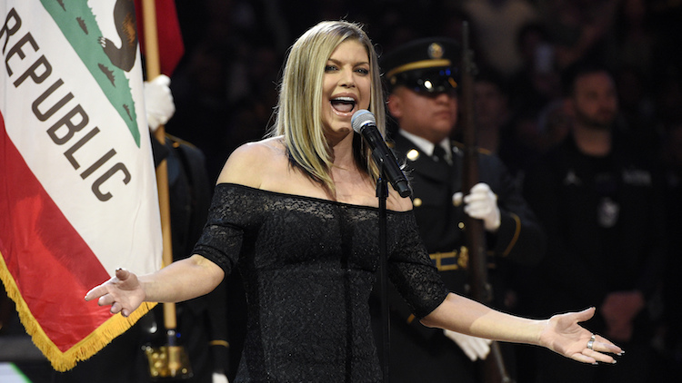 Was Fergie's National Anthem at the NBA All-Star Game Really the Worst?