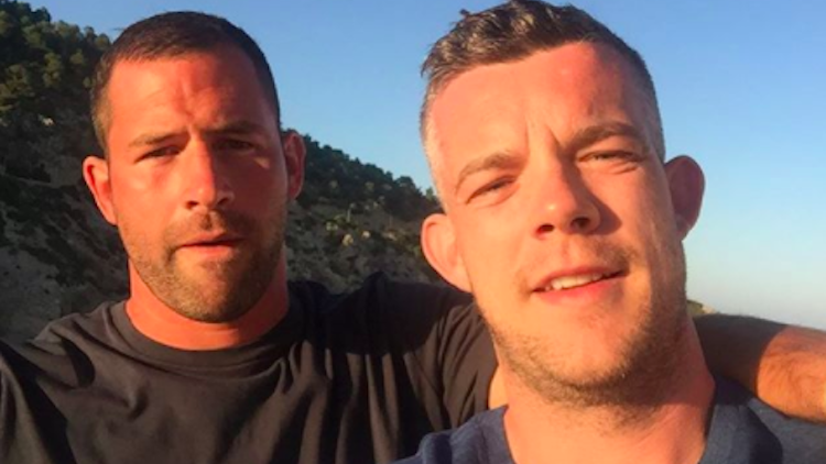 Russell Tovey Engaged To Boyfriend Steve Brockman