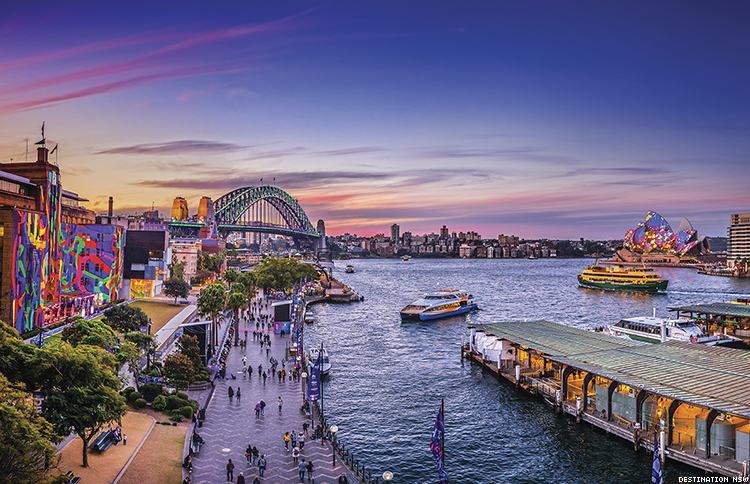 Sydney's a rainbow city all year round. Come see what's on.