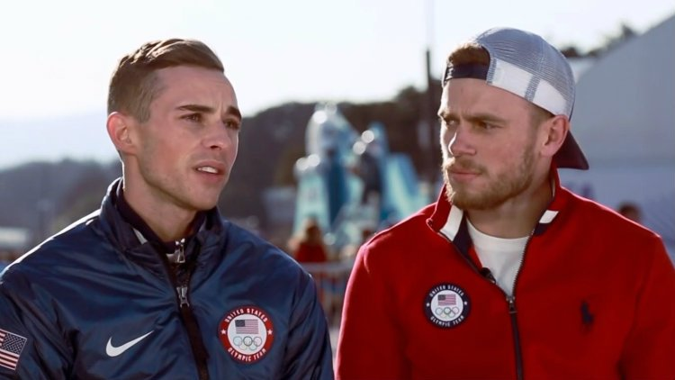 Olympian Gus Kenworthy Speaks Out on LGBTQ Equality