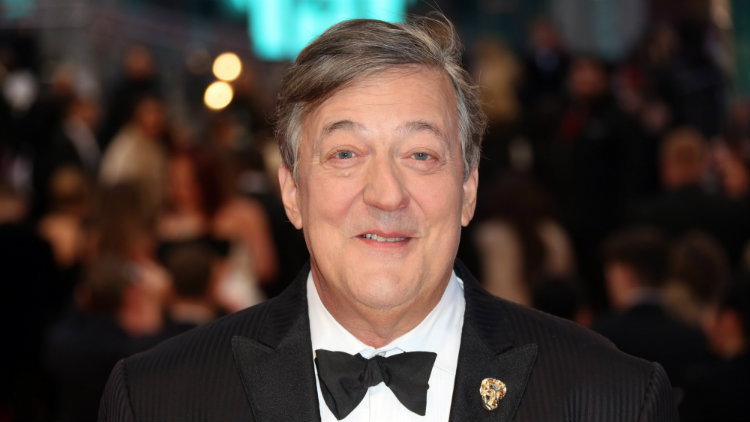 Stephen Fry Reveals Battle with Cancer in Online Video