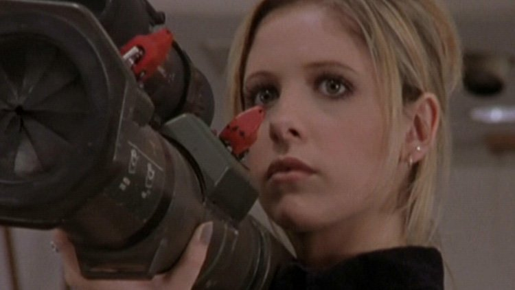 Fox is Interested In a 'Buffy the Vampire Slayer' Revival