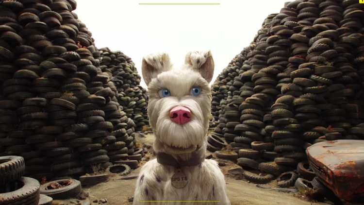 Video Interviews With The 'Dogs' From Wes Anderson's 'Isle Of Dogs'