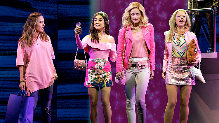 'Mean Girls' the musical...