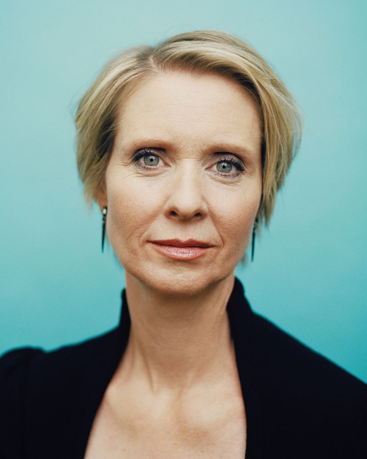 Cynthia Nixon running for NY governor