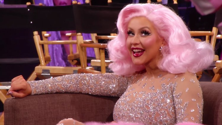 Christina Aguilera Surprising Farrah Moan Is The Cutest Thing You'll See Today (Watch)
