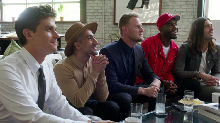 Netflix Has Renewed 'Queer Eye' For a Second Season