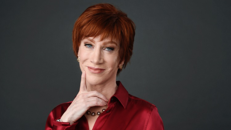 Kathy Griffin Will Play Kellyanne Conway on Comedy Central