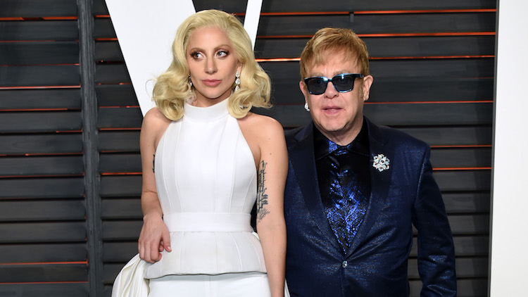 Lady Gaga Reinterprets Elton John's 'Your Song'