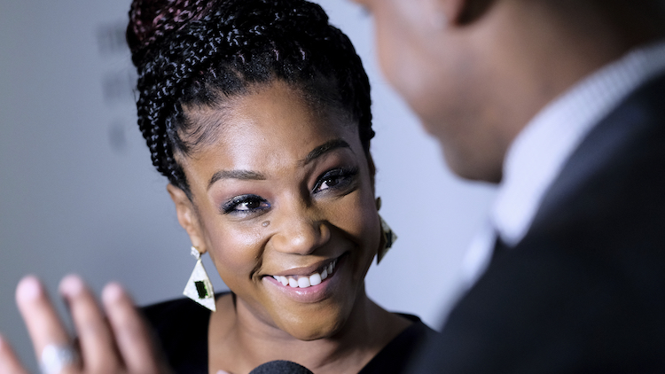 Tiffany Haddish Executive Producing An HBO Show About Instagram
