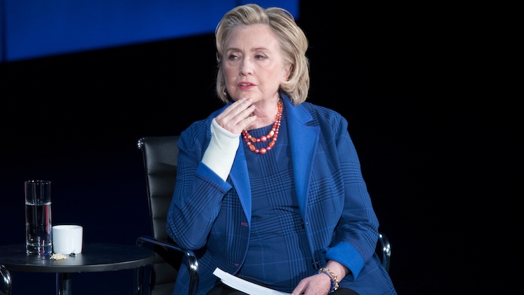 Hillary Clinton's Twitter Bio Will Not Start With 'Wife' Anymore