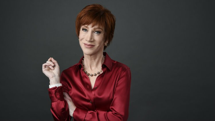 Kathy Griffin Admits Trump Decapitation Photo Was