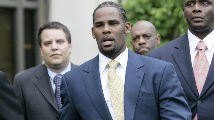 R. Kelly On Sex Cult Allegations: It's a Money Grab!!