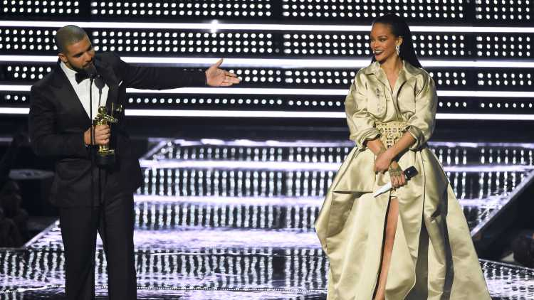 Drake and Rihanna 'Don't Have a Friendship'