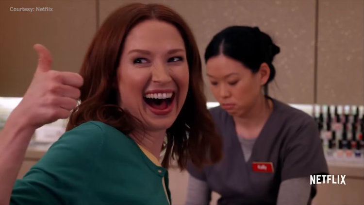 The Unbreakable Kimmy Schmidt Kimmy Schmidt Netflix