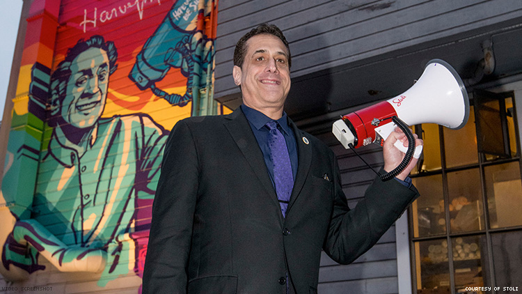 A Conversation with Stuart Milk, Co-founder of the Harvey Milk Foundation, on His Uncle's Legacy