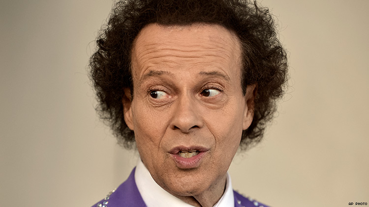 Richard Simmons Sues Private Investigator for Tracking Device