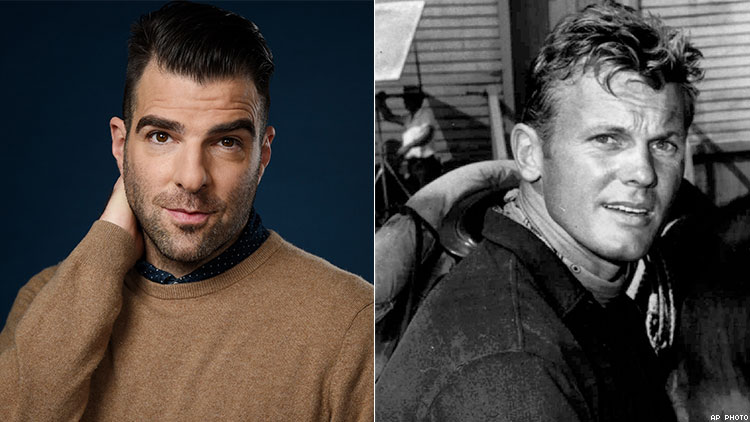 Zachary Quinto is Producing a Film about the Secret Love