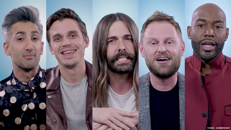 'Queer Eye' Coming Out Stories: The Fab Five Open Up