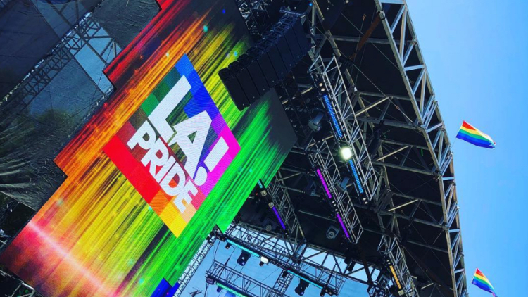LA Pride Apologizes After Thousands Are Turned Away