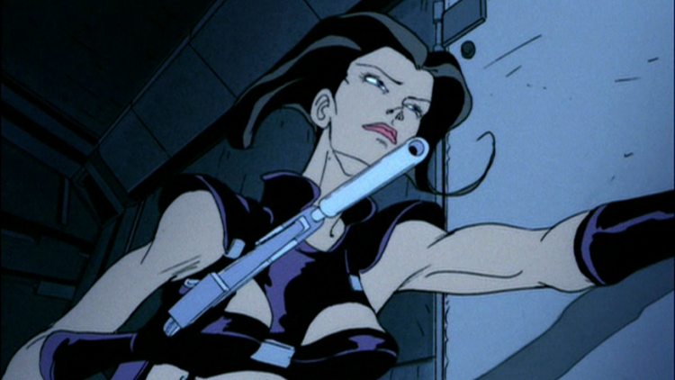 MTV is Working On a Live-Action 'Aeon Flux' Series