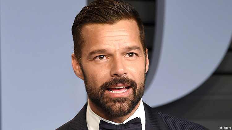 "Ricky Martin: ""I Wish My Kids Were Gay"""