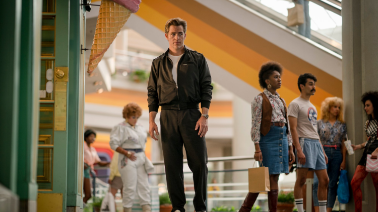 Chris Pine is Back From the Dead in 'Wonder Woman 1984'