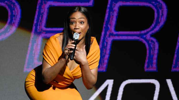 Tiffany Haddish Ends the Mystery of Who Bit Beyoncé