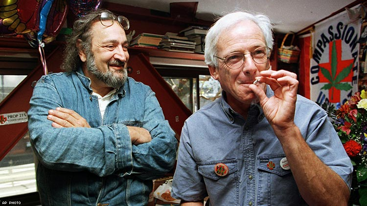 The Medical Marijuana Movement was at a Standstill until AIDS Activists Stepped In