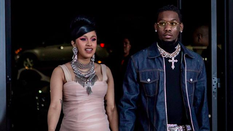 Cardi B And Offset Throw Bardi Shower For Baby Girl